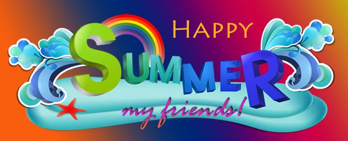 Happy Summer 2017