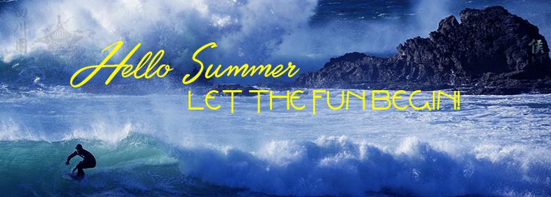 2018 Summer banner