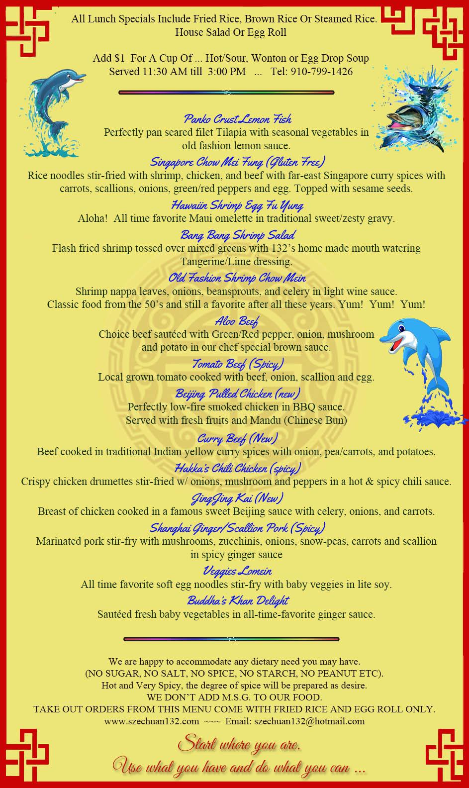06-23-19 Lunch menu